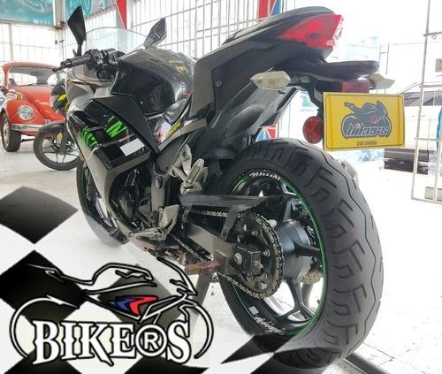 kawasaki ninja 300 2015, papeles nuevos, recibo moto/carro!!