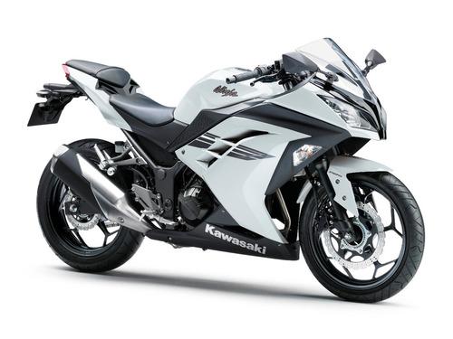 kawasaki ninja 300 2017, nueva a precio especial
