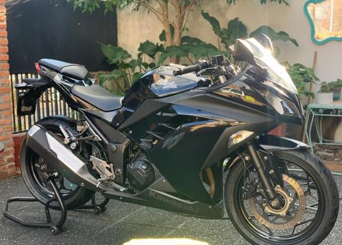 kawasaki ninja 300 abs (no z400 yamaha r3 mt03 ktm duke 390)