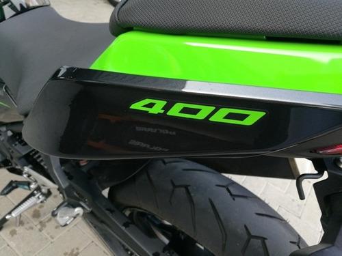 kawasaki - ninja 400 - 2019