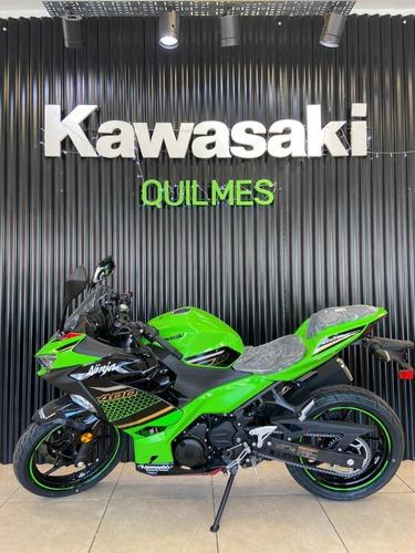 kawasaki ninja 400 2020 0km kawasaki quilmes