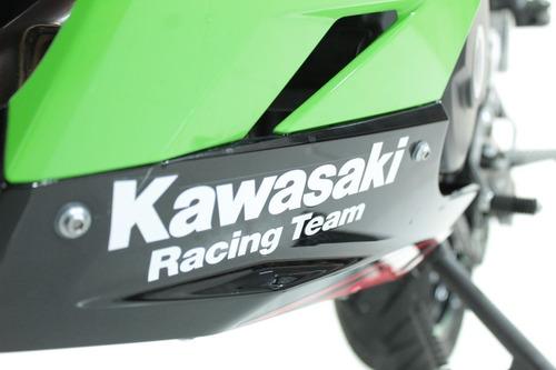 kawasaki ninja 400 2020 verde