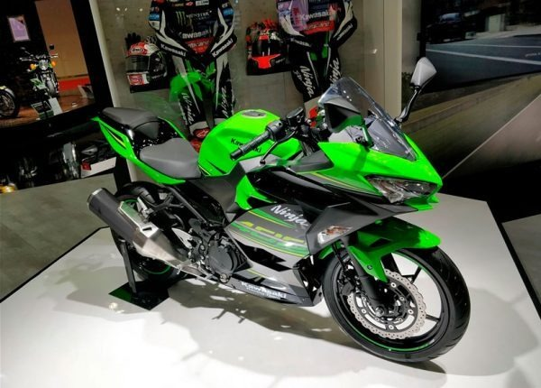 Kawasaki Ninja 400 Abs 2019-line Up!! Entrega Inmediata ...