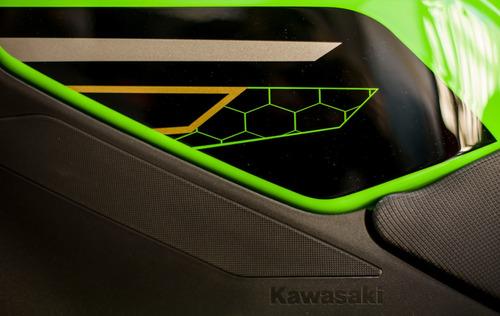 kawasaki ninja 400 abs   2020 lidermoto stock disponible!