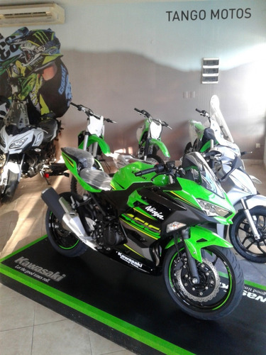 kawasaki ninja 400 abs 2020-line up!! entrega inmediata!!