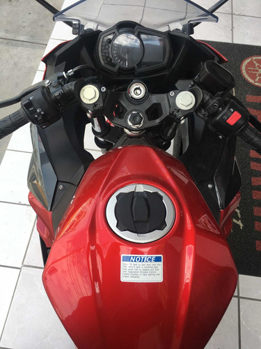 kawasaki ninja 400 abs importada