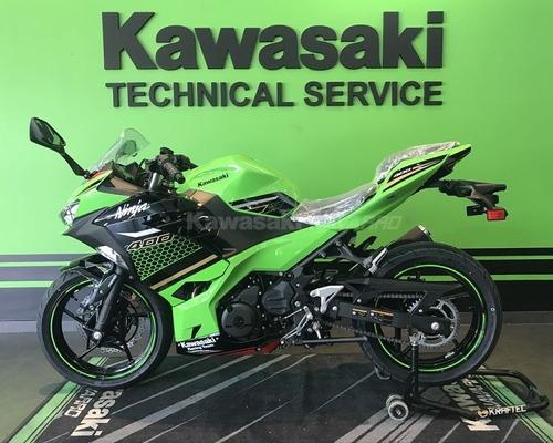 kawasaki ninja 400 abs krt calle 0km entrega inmediata 2020