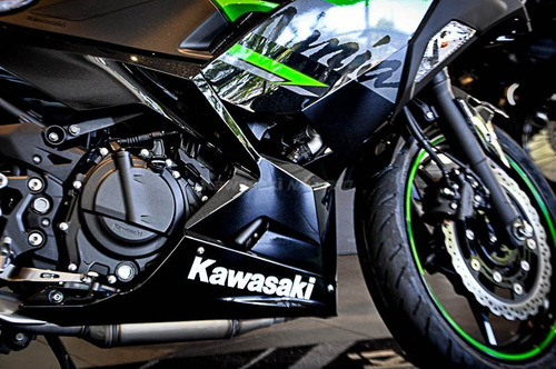 kawasaki ninja 400 abs lanzamiento exclusivo 2021