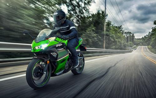 kawasaki ninja 400 abs / módica motos