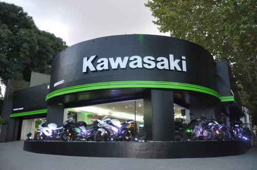kawasaki ninja 400 abs naked krt 0km lanzamiento 2020