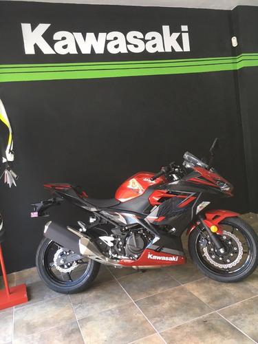 kawasaki ninja 400 cc abs 2019   somos agencia !!!!