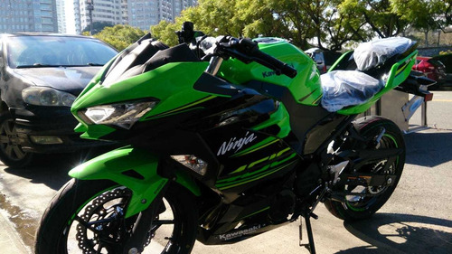 kawasaki ninja 400 krt 2019 entrega inmediata