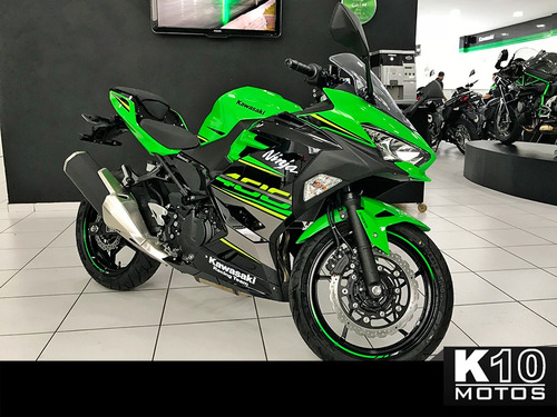 kawasaki ninja 400 krt abs 2019