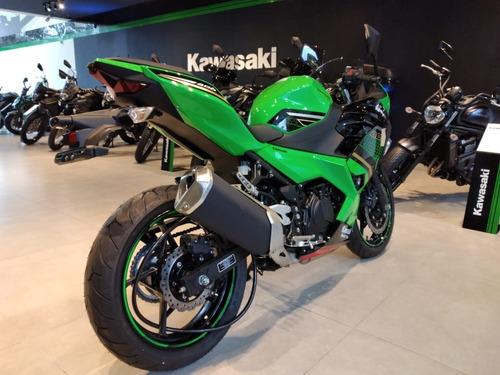 kawasaki ninja 400 krt - yamaha r3 2020 0km