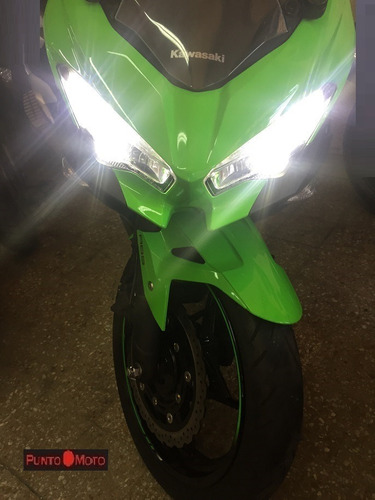 kawasaki ninja 400 nuevo !! puntomoto !! 15-2708-9671
