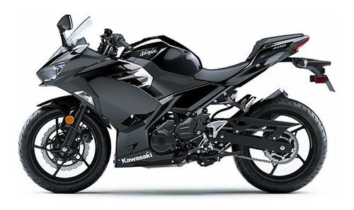 kawasaki ninja 400cc 19/20 garantia 2 anos - pronta entrega!