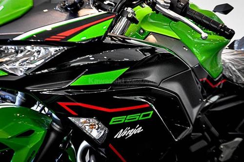 kawasaki ninja 650 krt sbk edition 2021 lanzamiento en stock