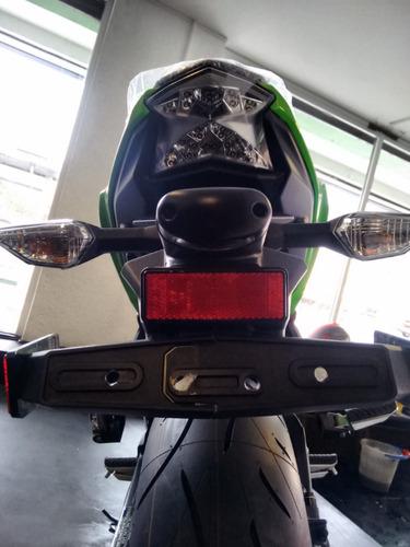 kawasaki ninja 650 r abs 0km modelo 2018
