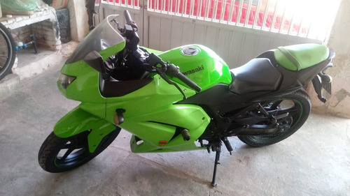 kawasaki ninja carro moto
