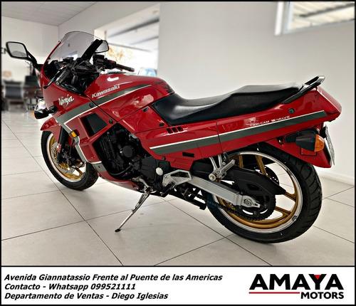 kawasaki ninja gpx 750r !!!  unicaaa !!1989 !! amaya motors
