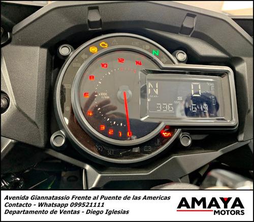 kawasaki ninja h2 sx 2019 con solo 1640 km !! amaya motors
