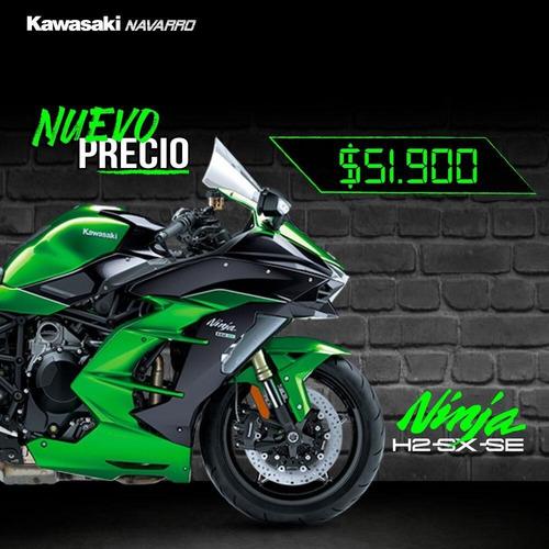 kawasaki ninja h2 sx se 0k 2019 venta exclusiva nuevo