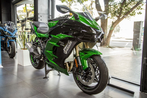 kawasaki ninja h2 sx se  2020   lidermoto stock disponible