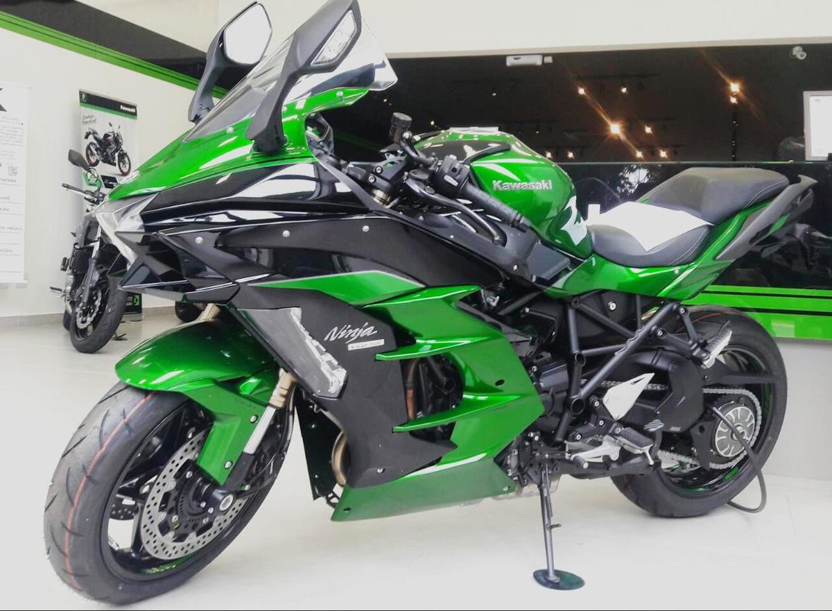 Kawasaki Ninja H2 Sx Se Supercharged R 149990 Em Mercado Libre