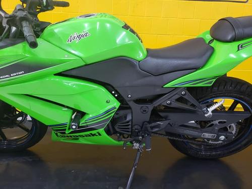 kawasaki ninja verde  250 r - 2012 - 1197740 1073 débora