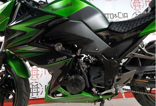kawasaki / ninja z300 2016/2016 verde