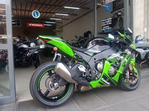 kawasaki ninja zx 10 r = 0km permuto financio qr motors