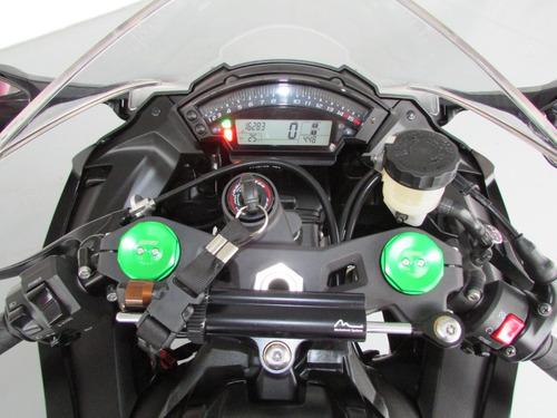 kawasaki ninja zx-10r 16.283km 2015 r$53.900,00