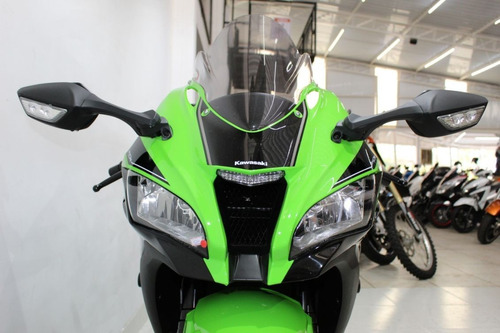 kawasaki ninja zx 10r 2017 verde