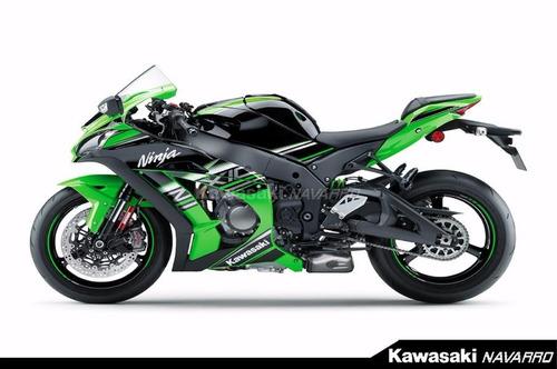 kawasaki ninja zx 10r abs krt edition  2017