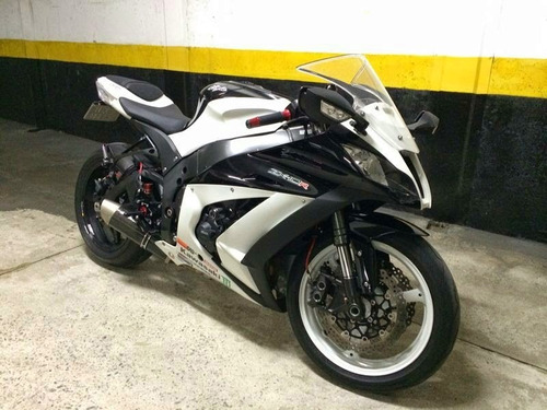 kawasaki ninja zx-10r moto esportiva