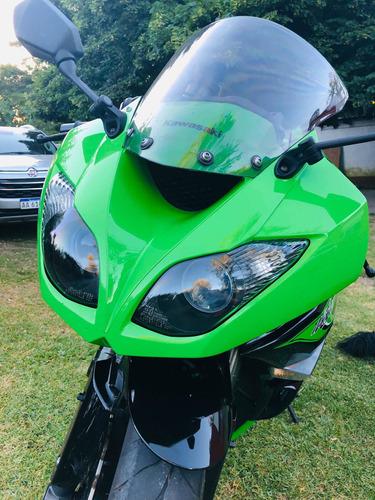 kawasaki ninja zx-6r 11.000 km- permuto x auto o pick up