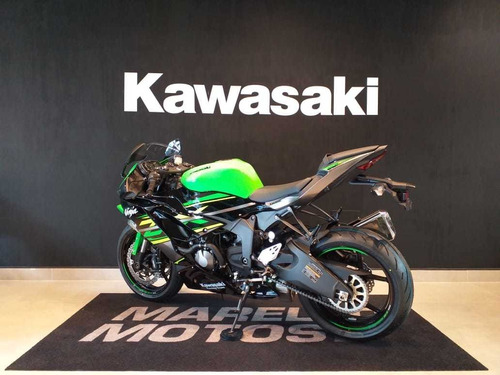 kawasaki ninja zx-6r 2020 - lançamento - gustavo