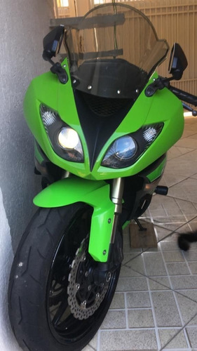 kawasaki ninja zx-6r 636 cc