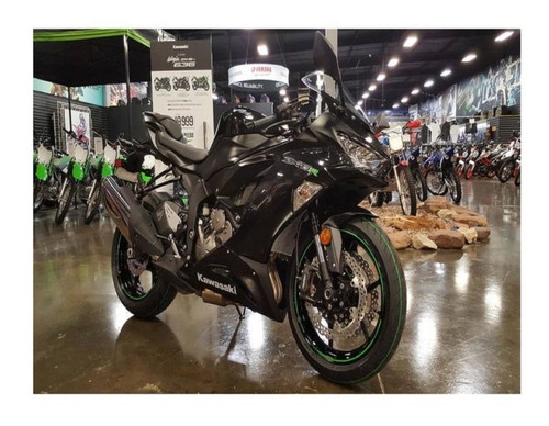 kawasaki ninja zx-6r abs moto +14432523234