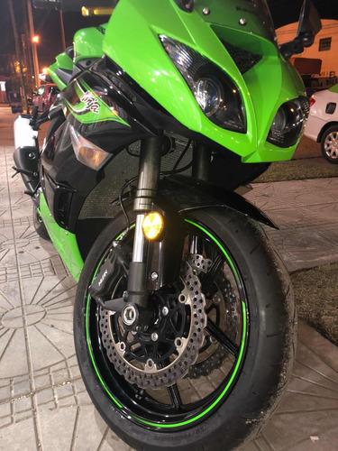 kawasaki ninja zx-6r no cbr r6 hobbycer bikes