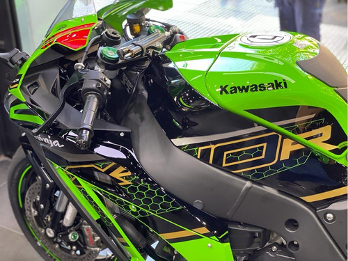 kawasaki ninja zx10r abs exclusivo lidermoto