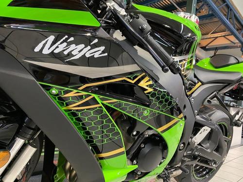 kawasaki ninja zx10r abs  exclusivo lidermoto