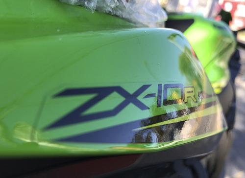 kawasaki ninja zx10r krt edición especial world sbk