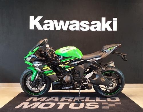 kawasaki ninja zx6 636 2020 pronta entrega! (ju)