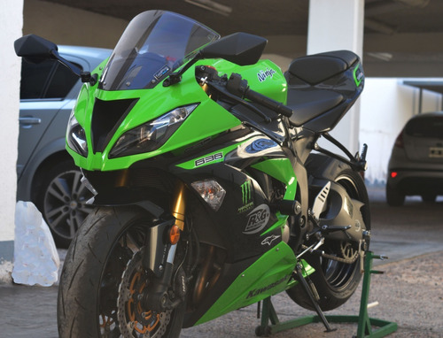 kawasaki ninja zx6r - 636cc 2014