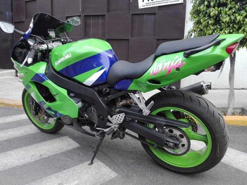 kawasaki ninja zx9 r 2000
