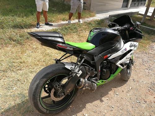 kawasaki ninjai zx6r limited monster pistera 600 cbr r6