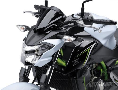 kawasaki nuevo modelo z650 naked *2017* 0km pocas unidades!!