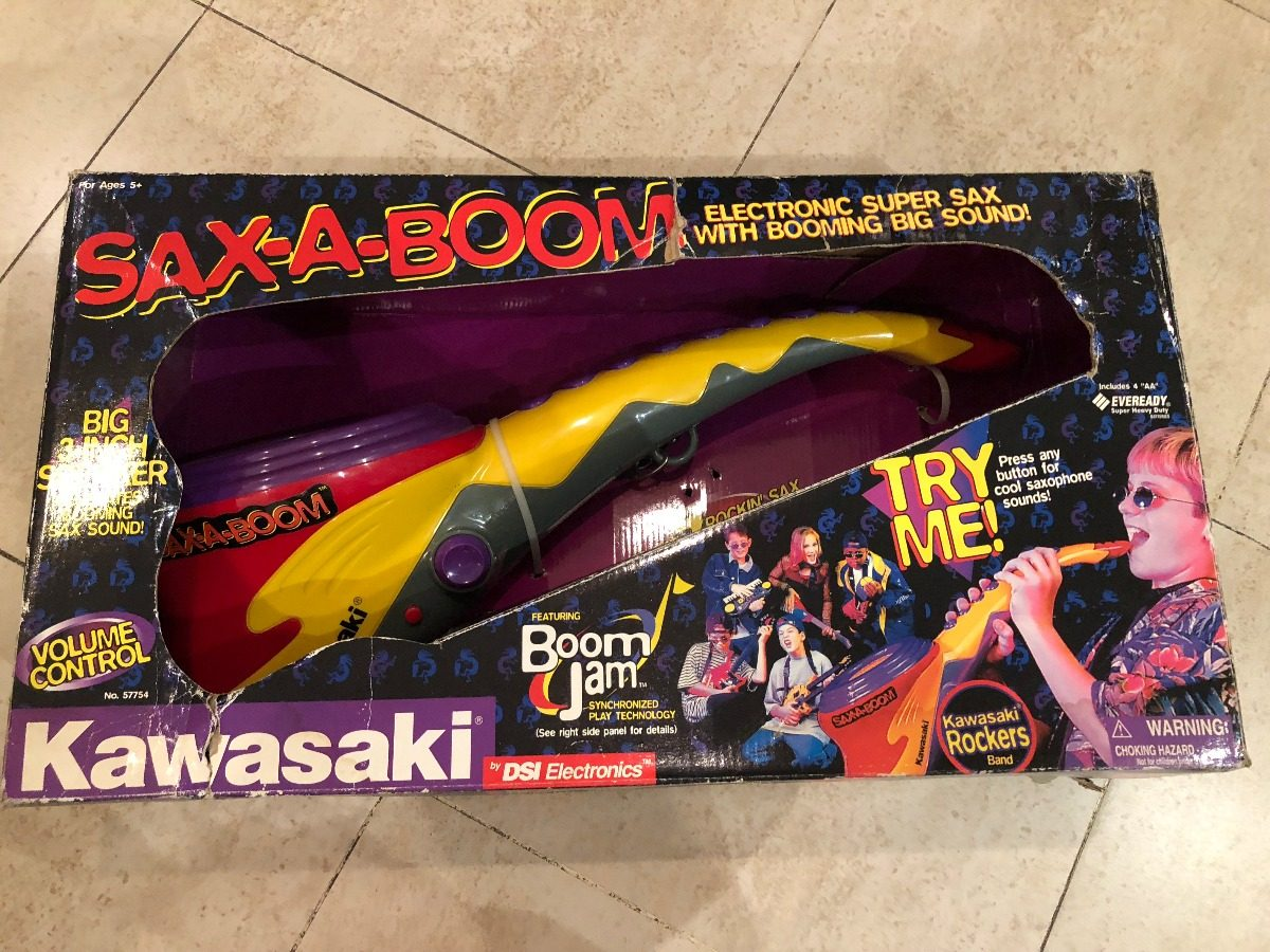 Saxophone Dsi Toys Kawasaki Guitar Wwwmiifotoscom