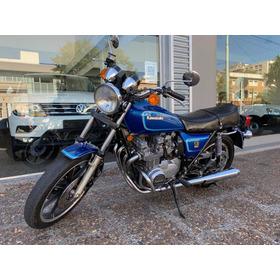 Kawasaki Sr 650 Año 1980 Con 46.000km Impecable, Estado Orig